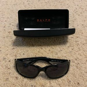 Ralph Lauren black sunglasses